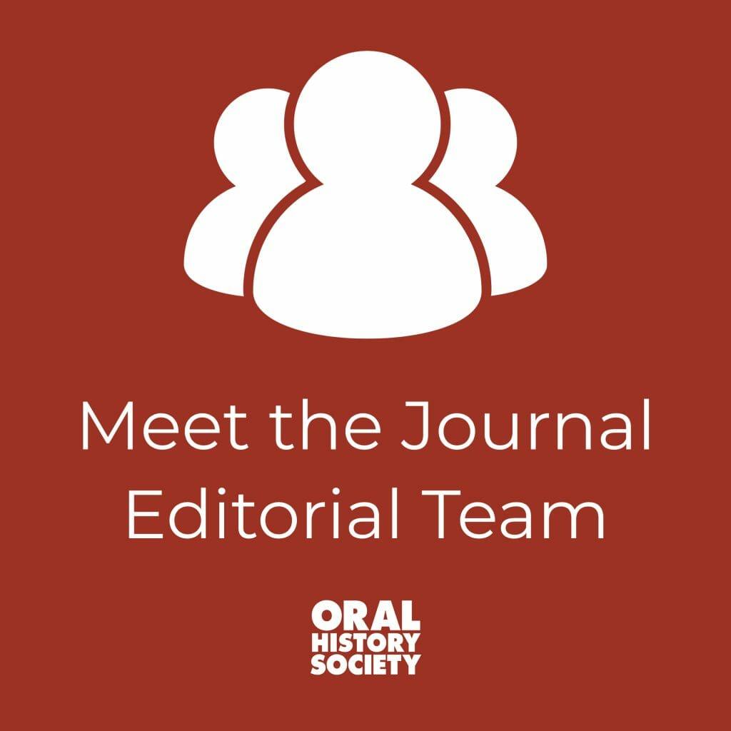 Meet the Journal Editors