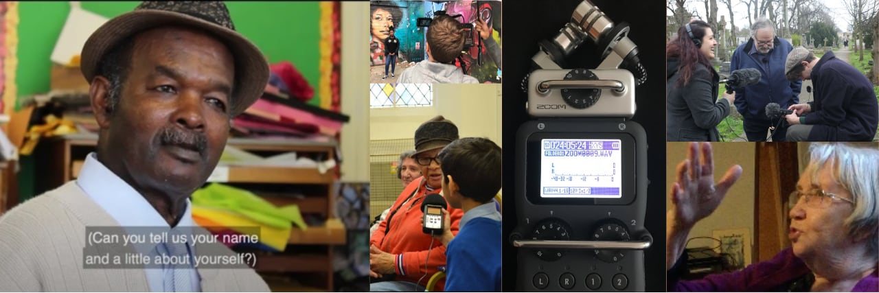 Images courtesy of: African Community Centre, Swansea...